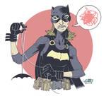 Batgirl: Unimpressed