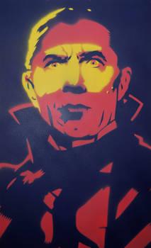 Neon Dracula