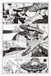 Samurai Billy PG5 Inks