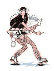 Power Chord by Andrew-Ross-MacLean