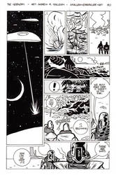 Seekers Page 1 by Andrew-Ross-MacLean