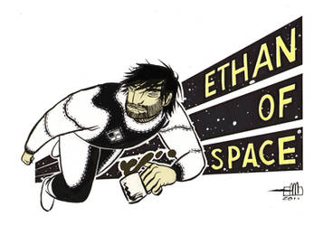 Ethan of Space by Andrew-Ross-MacLean