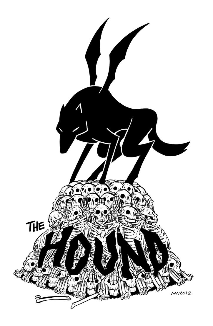 THE HOUND by Andrew-Ross-MacLean