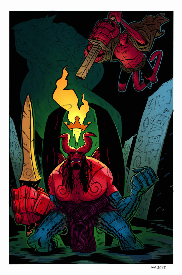 Anung Un Rama COLORED by Andrew-Ross-MacLean