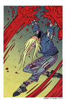 Luther Strode Pinup