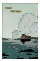 HEAD LOPPER pg 1 by Andrew-Ross-MacLean