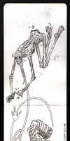 Sketchbook Hellboy