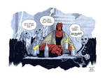 20 years of Hellboy