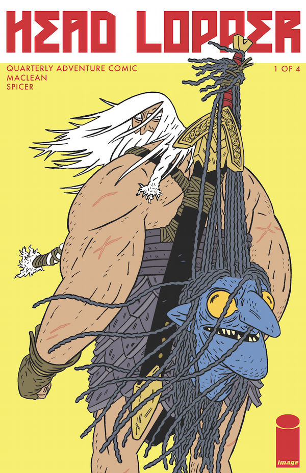HEAD LOPPER at IMAGE in September