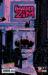 INVADER ZIM NYCC Exclusiv Variant Cover