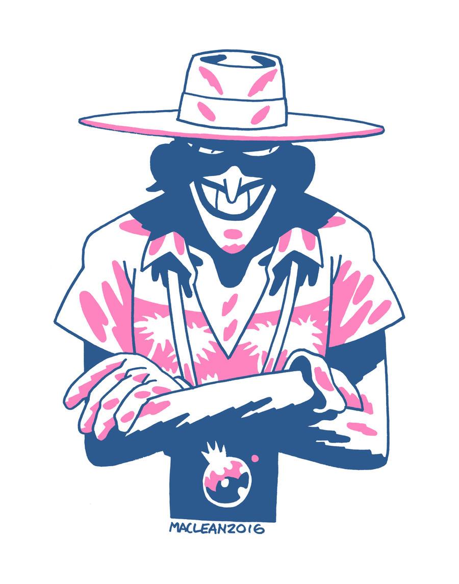 The Killing Joker by Andrew-Ross-MacLean