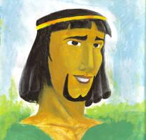 Prince of Egypt 2 by wiqas-Momiji