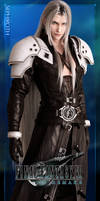 Final Fantasy VII: Remake [Sephiroth] Official