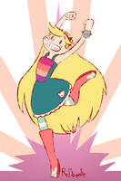 Star Butterfly by Blowitch