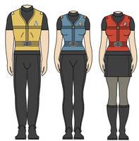 Phase 2 - Light Armor/Work Vest by JBogguess