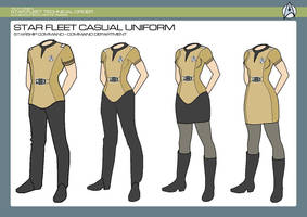 Command Division - Command Casual Uniform by JBogguess