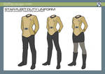 Command Division - Operations Duty Uniform by JBogguess
