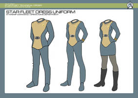 Command Division - Operations Dress Uniform by JBogguess