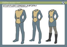 Command Division - Command Dress Uniform by JBogguess