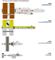 Ringship-warp-progress by JBogguess