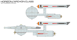 Horizon/Archon Refit Progression by JBogguess