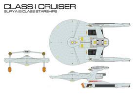Class I Cruiser - Surya II by JBogguess