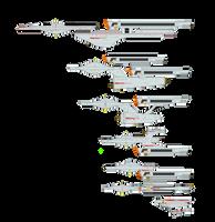 Star Fleet Ship Classification Chart by JBogguess