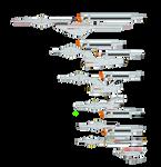 Star Fleet Ship Classification Chart