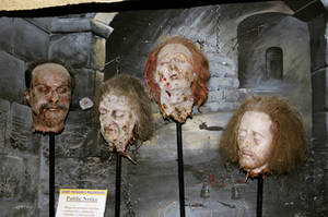 Severed Heads by gabriella-stock