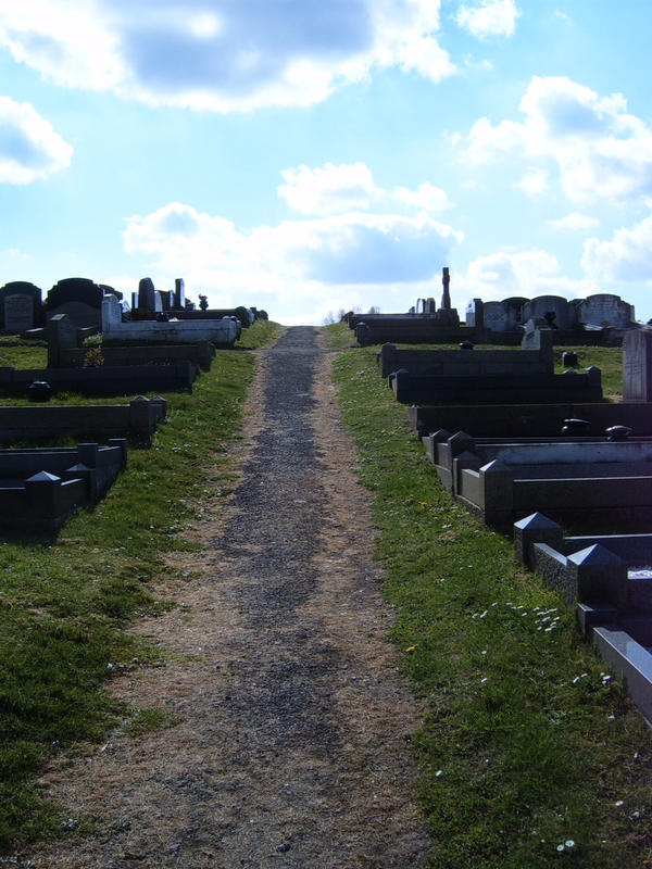 grave yard 2