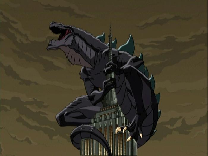 American Godzilla by Twilightmia