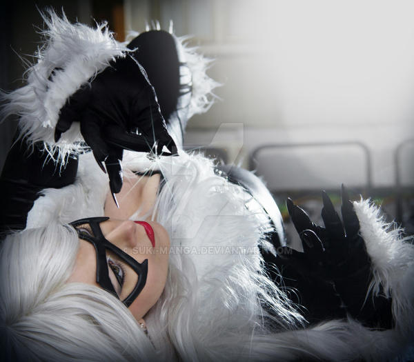 Black Cat cosplay by Suki-Manga