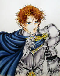 Dion Fairgale OC Commission by Suki-Manga