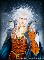 Jareth, the Goblin King by Suki-Manga
