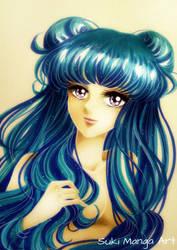 Shampoo fan art by Suki-Manga