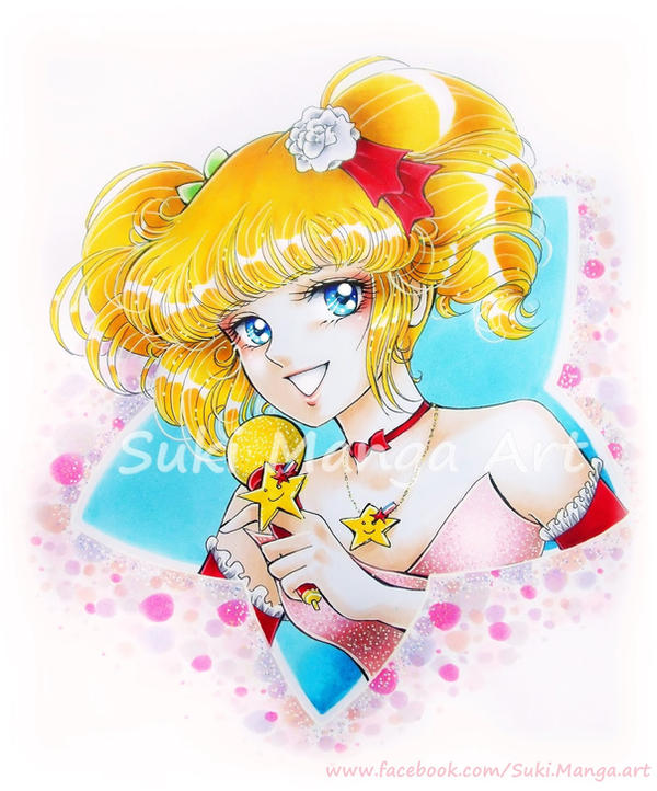 Legendary Idol Eriko by Suki-Manga