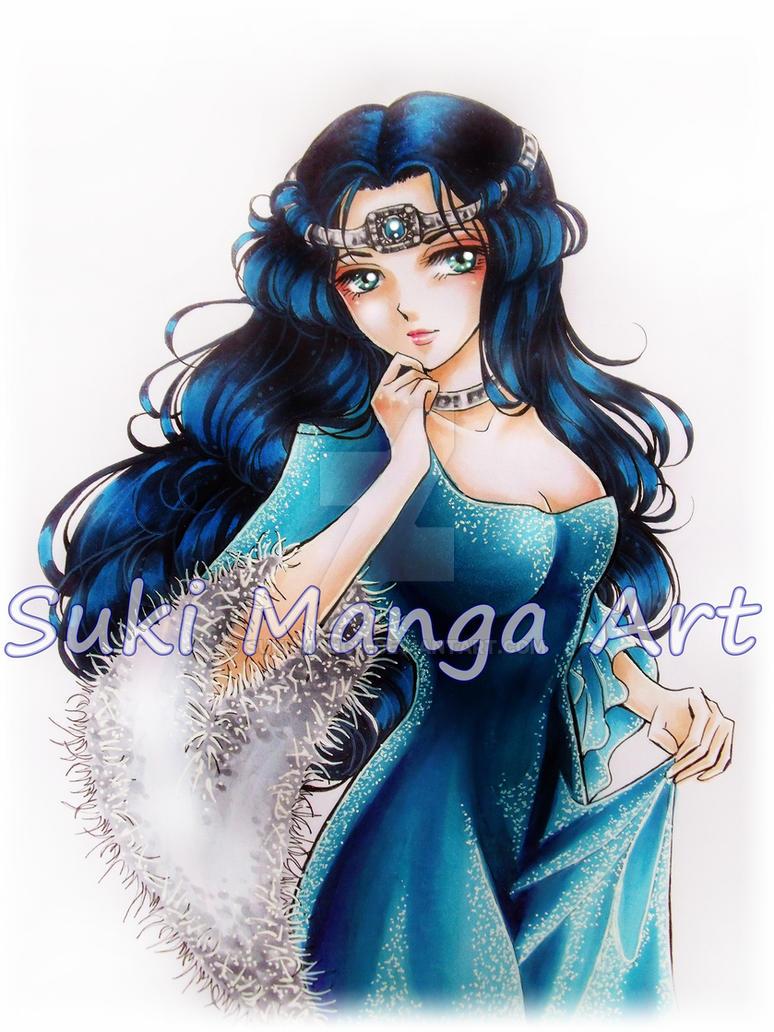 Odette Commission by Suki-Manga