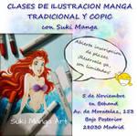 Clases de ilustracion manga y Copic by Suki-Manga