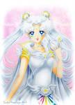 Sailor Cosmos by Suki-Manga