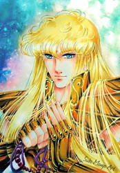 Virgo Shaka by Suki-Manga