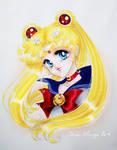 Sailor Moon by Suki-Manga