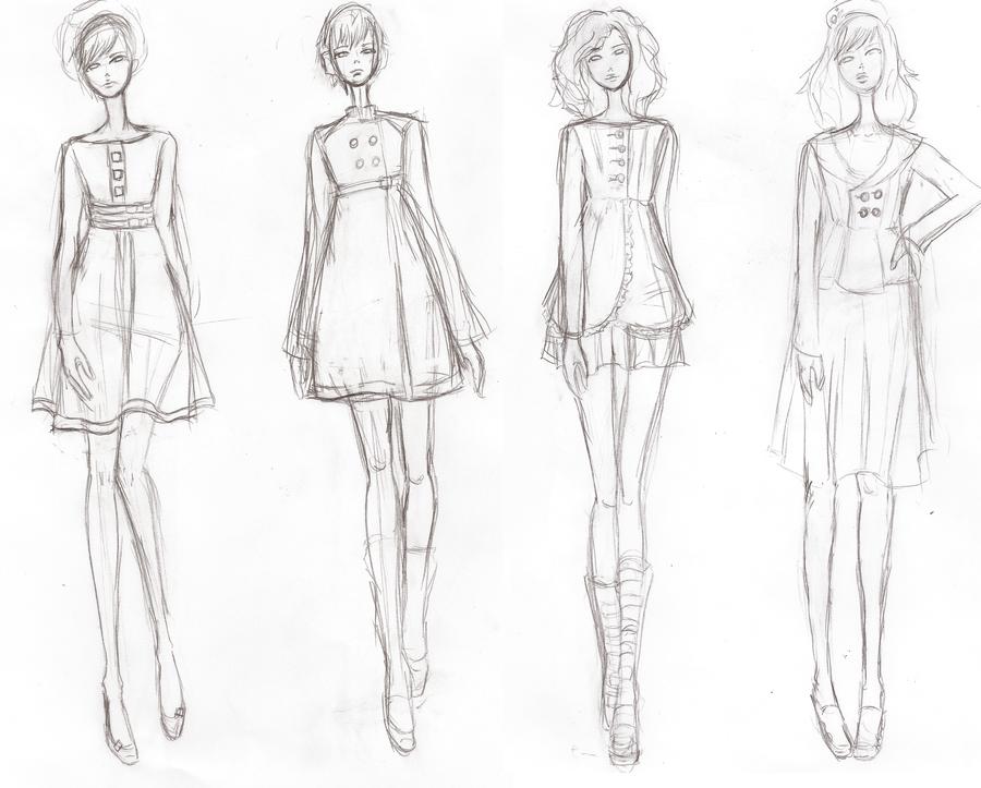 sketches 02 by ruseexl on deviantart