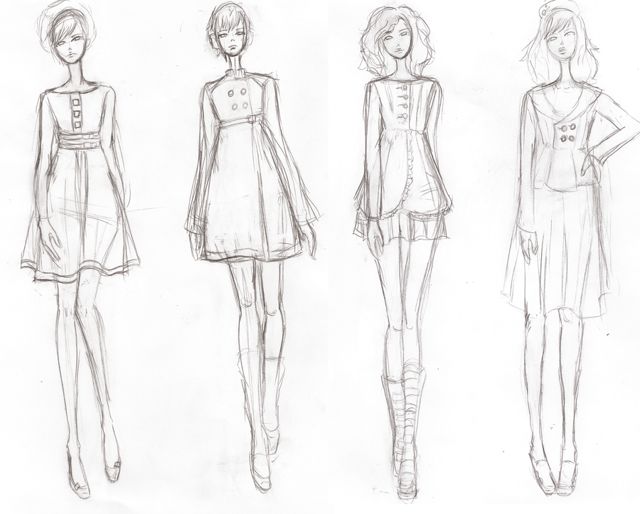 Sketches 02 by Aiciel