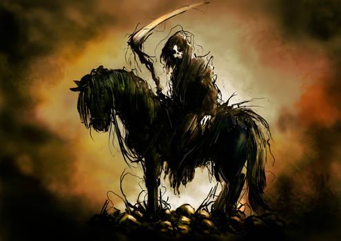 The fourth horseman of the apocalypse