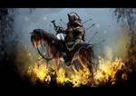 The second horseman of the apocalypse