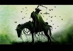 The third horseman of the apocalypse