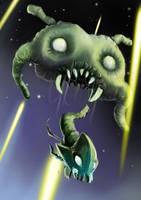 Space Invader by SPartanen