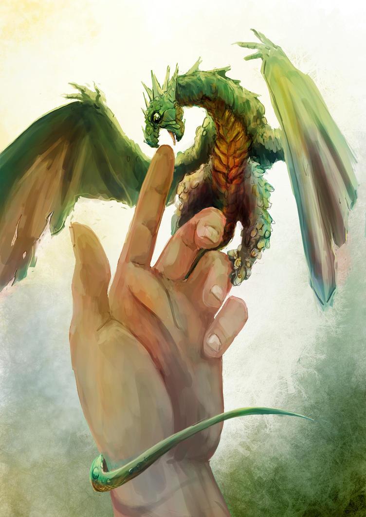 dragon greed