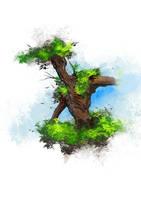 Walking tree by SPartanen