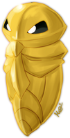Kakuna by Metterschlingel